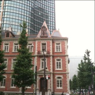 Marunouchi new building