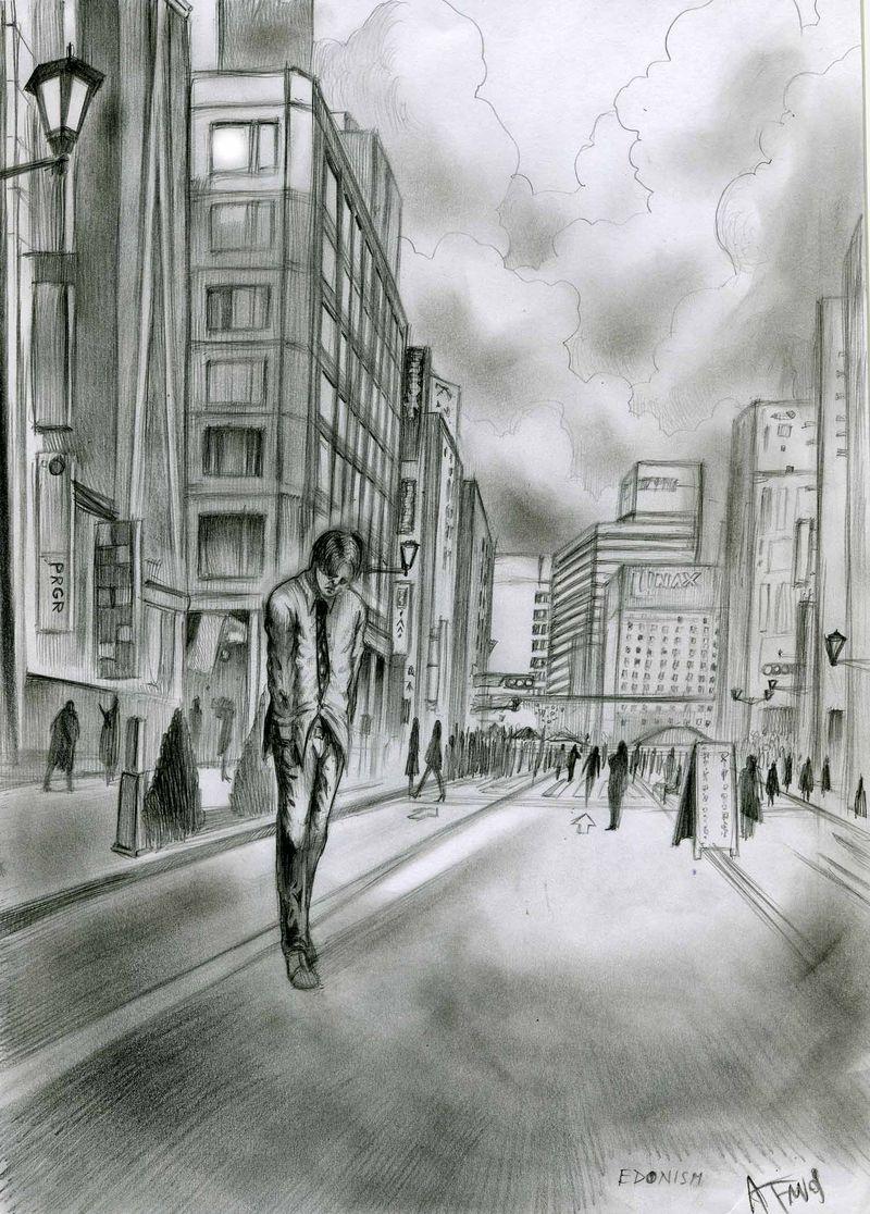 Edonism - Wandering AFAN